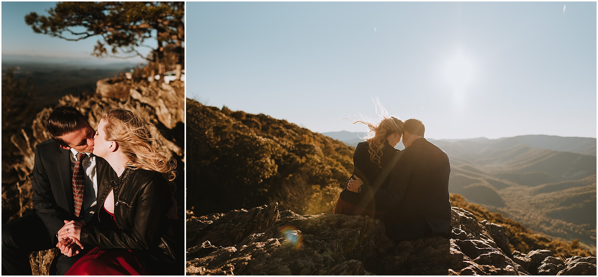 Alicia and Josh Ravens Roost Engagement Session 98