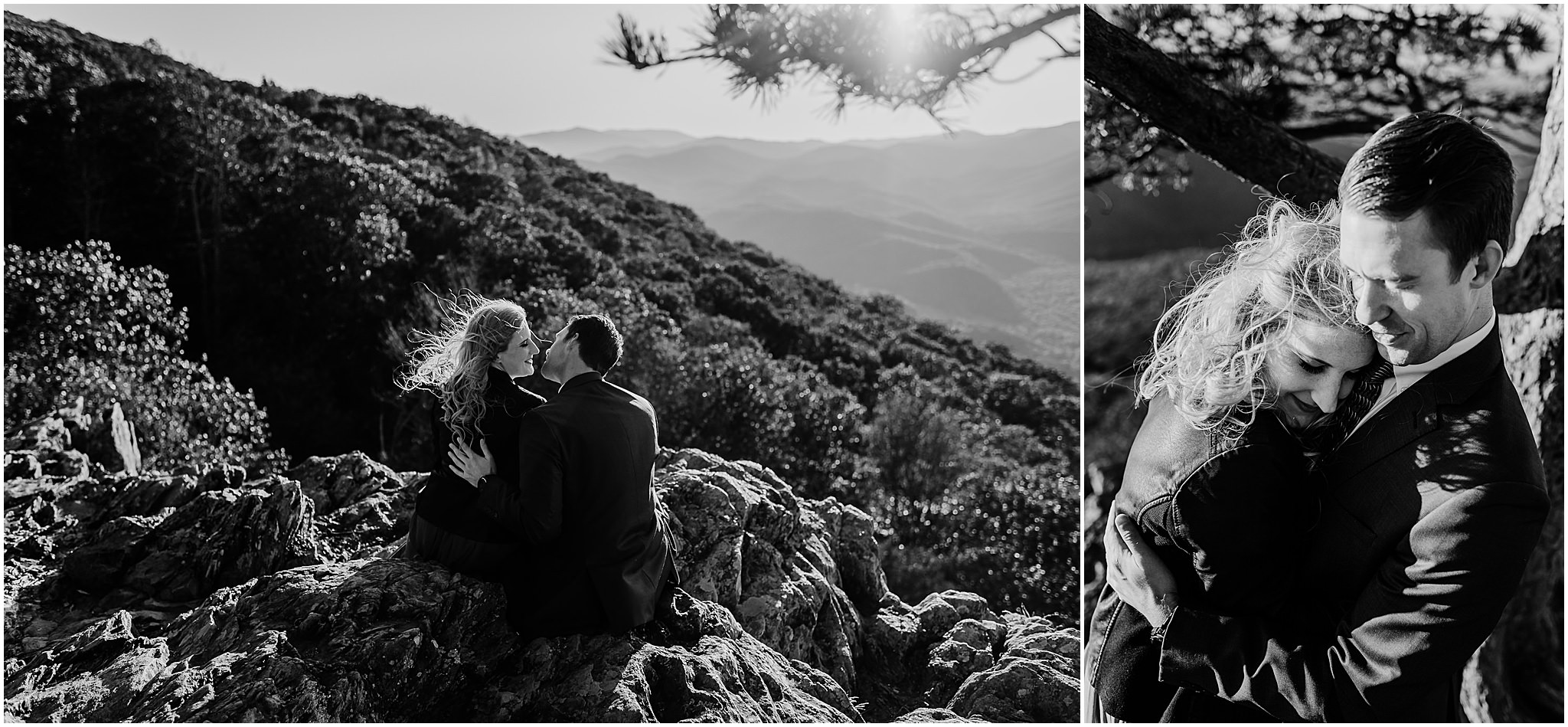 Alicia and Josh Ravens Roost Engagement Session 106