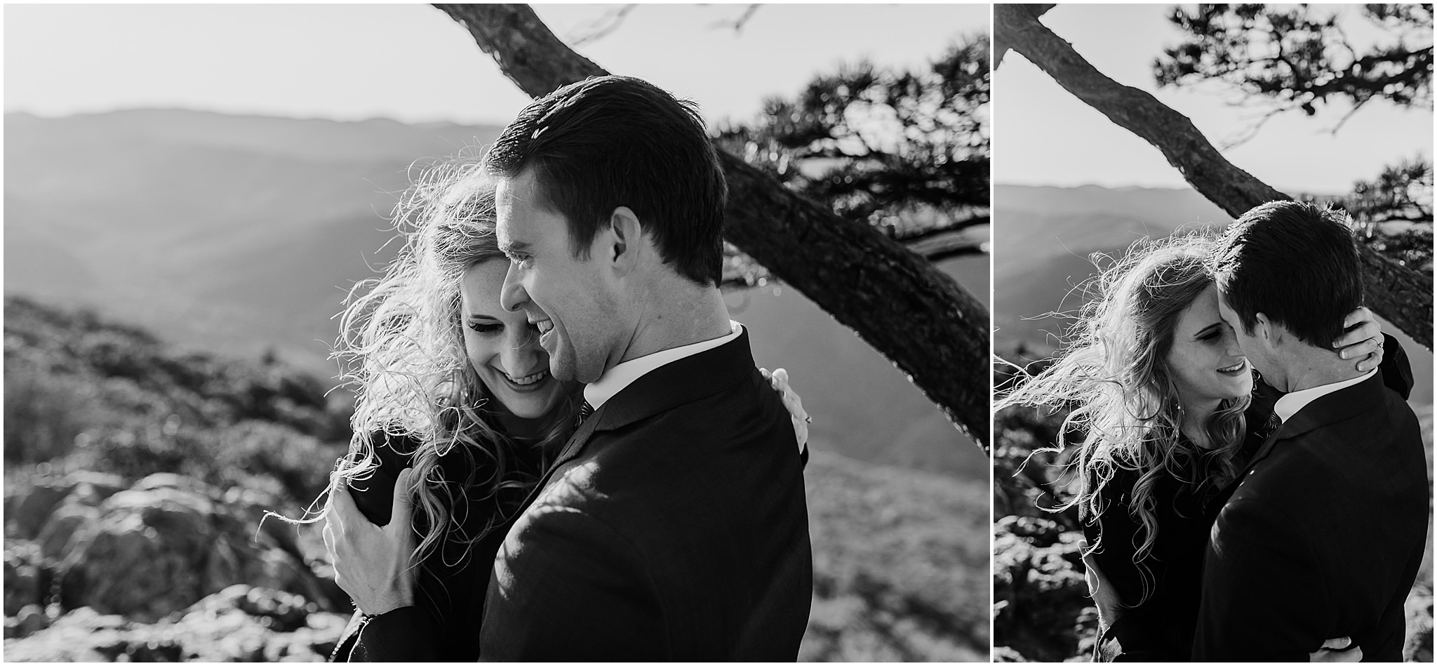 Alicia and Josh Ravens Roost Engagement Session 128