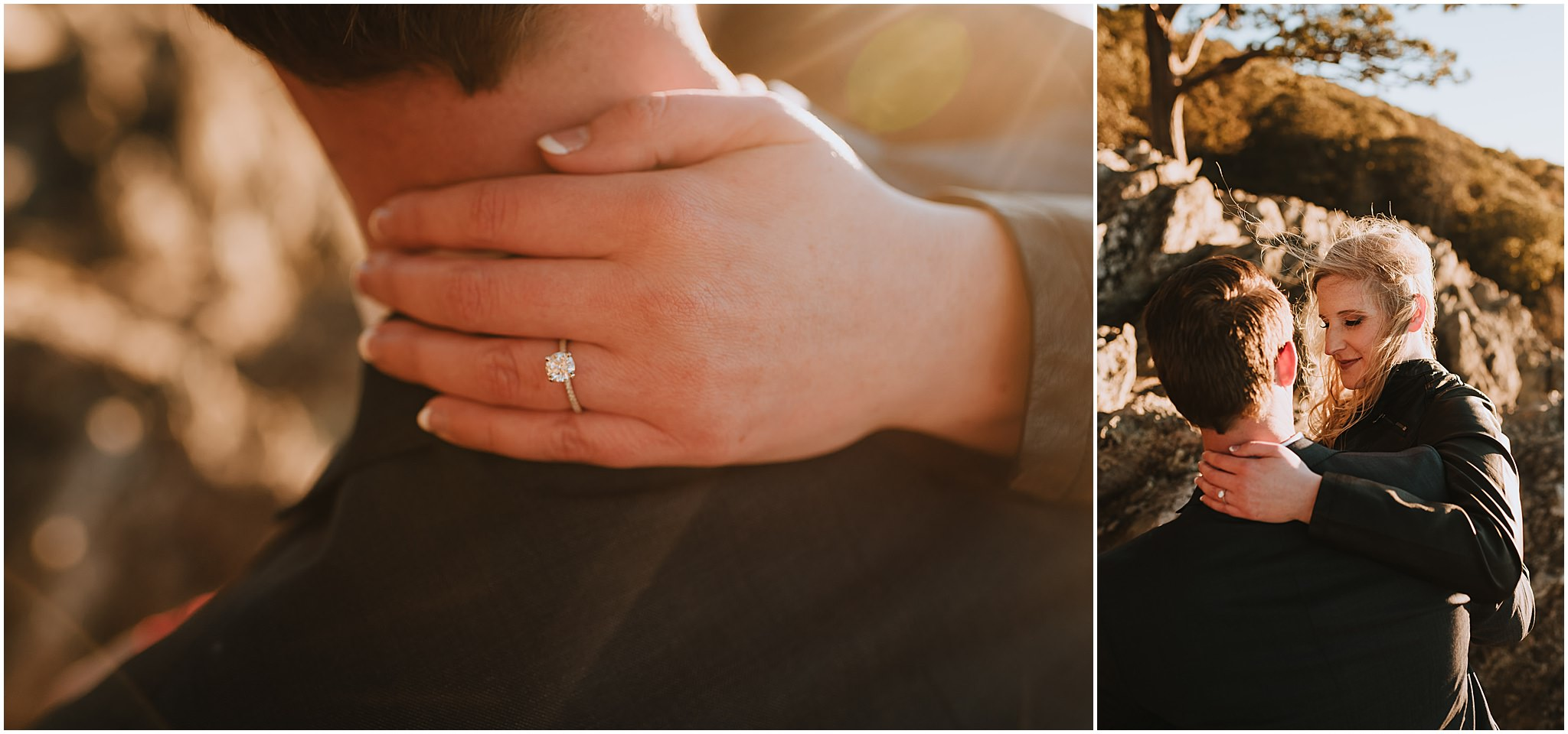 Alicia and Josh Ravens Roost Engagement Session 156
