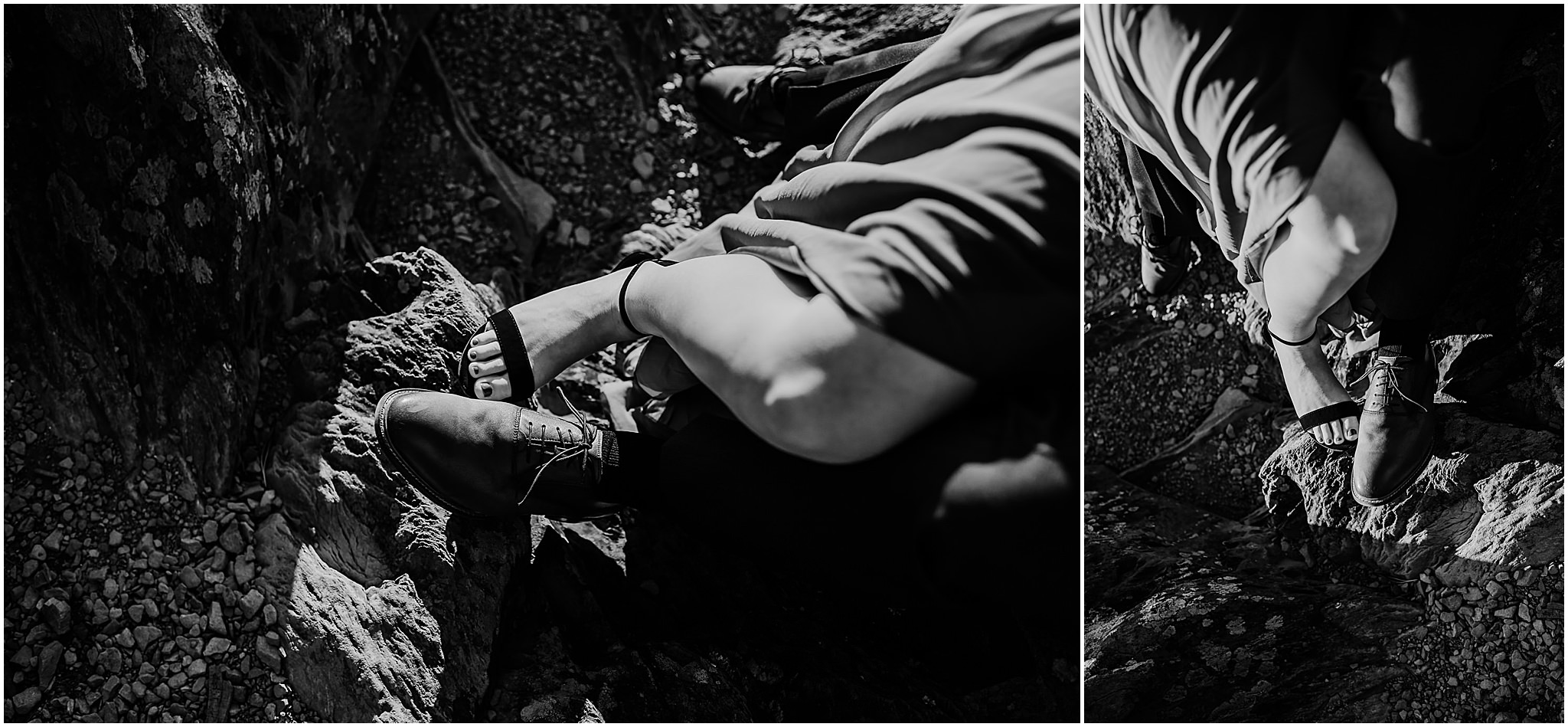 Alicia and Josh Ravens Roost Engagement Session 158