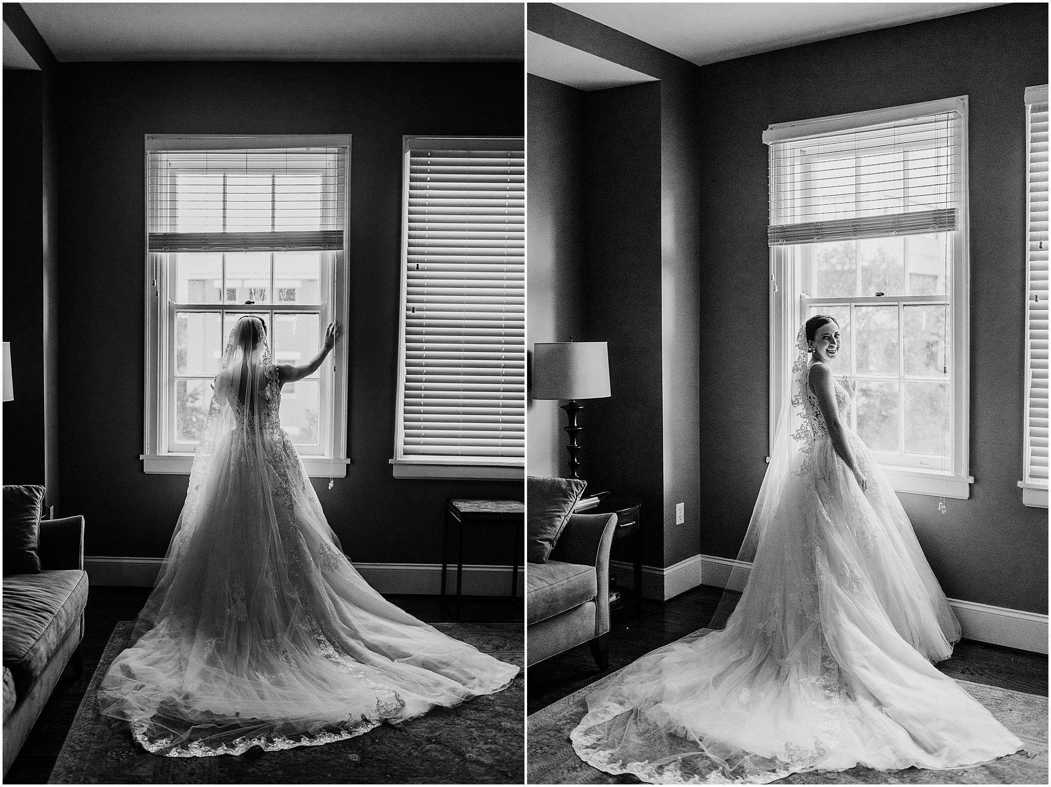 Maria & Brandon The Patrick Henry Ballroom Roanoke VA 268