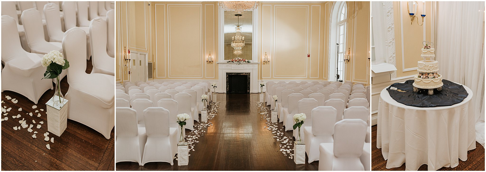 Maria & Brandon The Patrick Henry Ballroom Roanoke VA 270