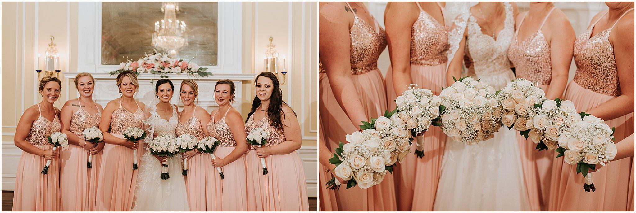 Maria & Brandon The Patrick Henry Ballroom Roanoke VA 284