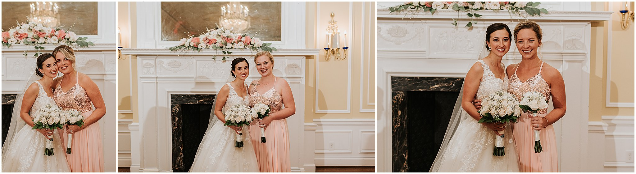 Maria & Brandon The Patrick Henry Ballroom Roanoke VA 286