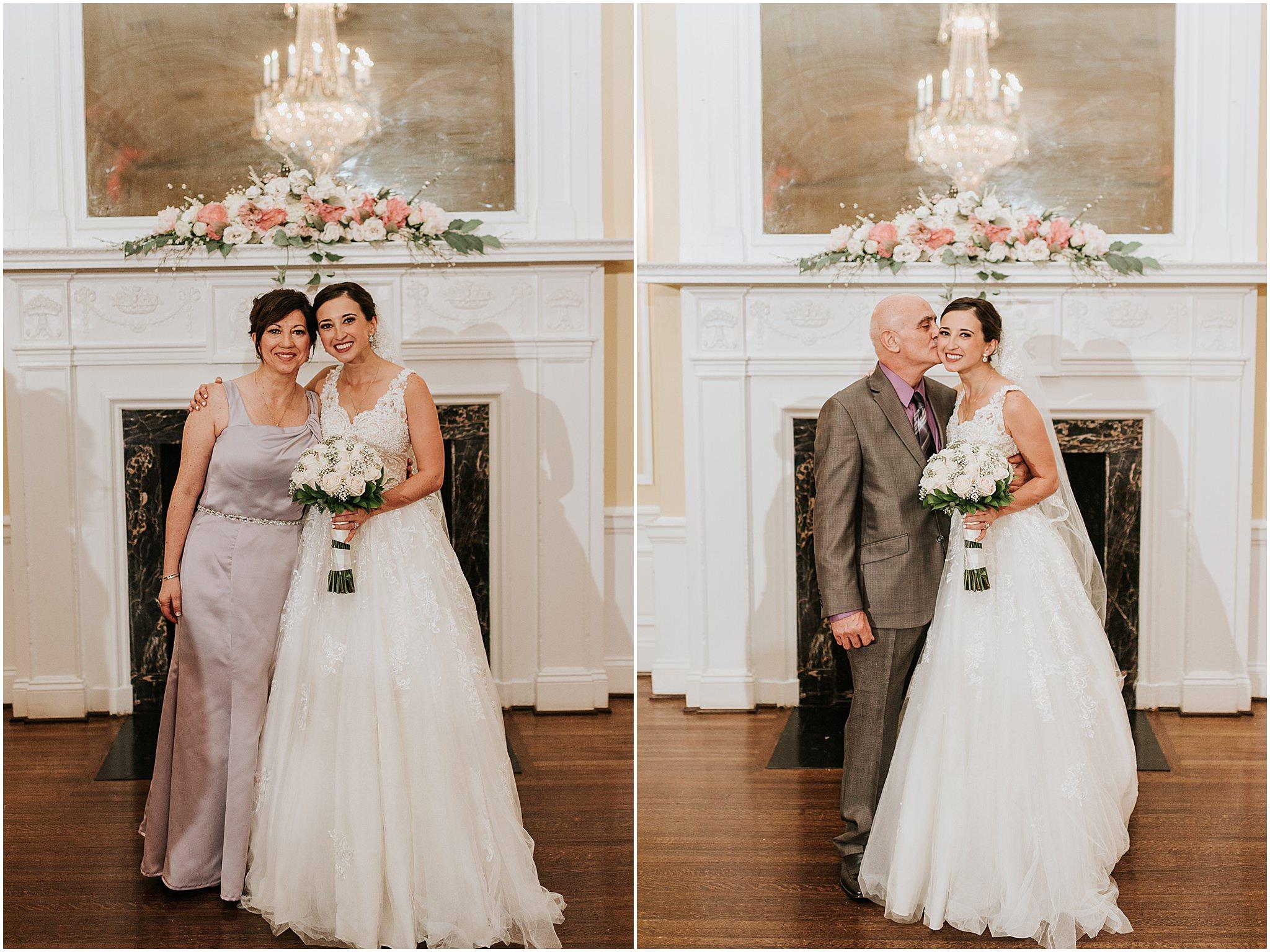 Maria & Brandon The Patrick Henry Ballroom Roanoke VA 288