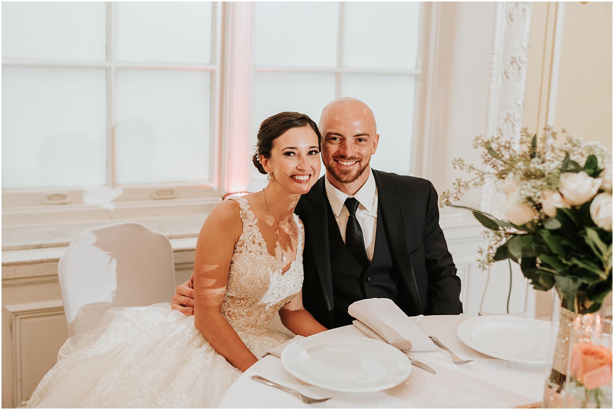 Maria & Brandon The Patrick Henry Ballroom Roanoke VA 310