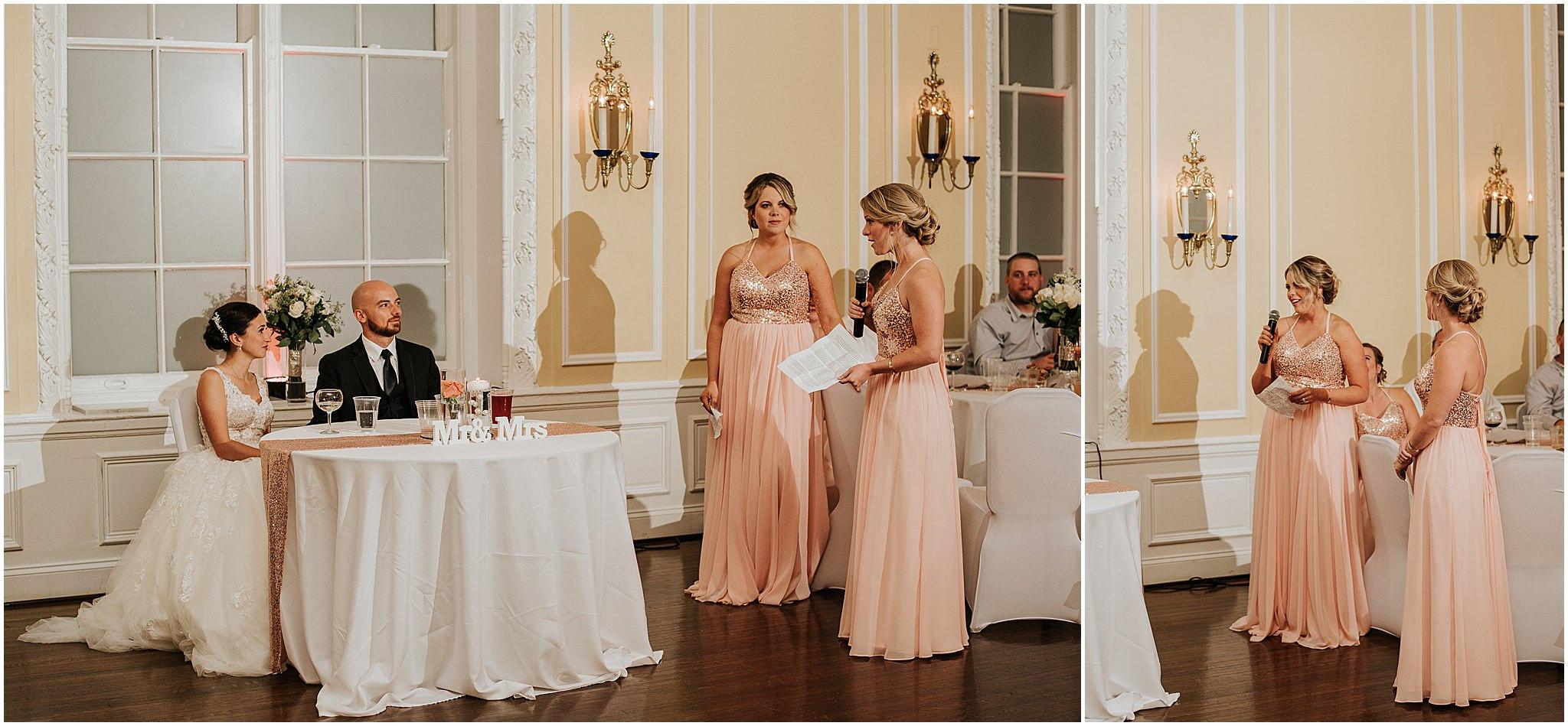 Maria & Brandon The Patrick Henry Ballroom Roanoke VA 318