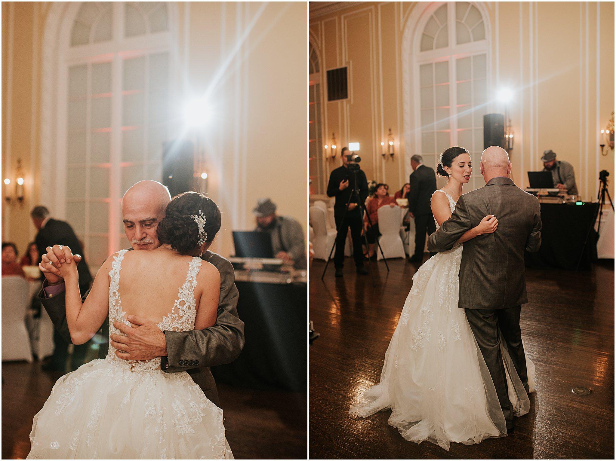 Maria & Brandon The Patrick Henry Ballroom Roanoke VA 326