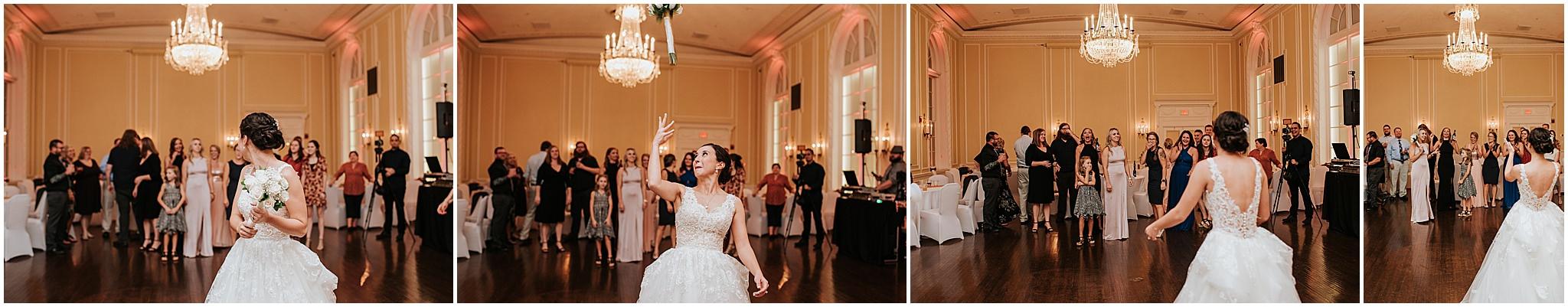 Maria & Brandon The Patrick Henry Ballroom Roanoke VA 340