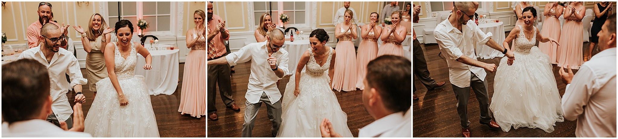 Maria & Brandon The Patrick Henry Ballroom Roanoke VA 342
