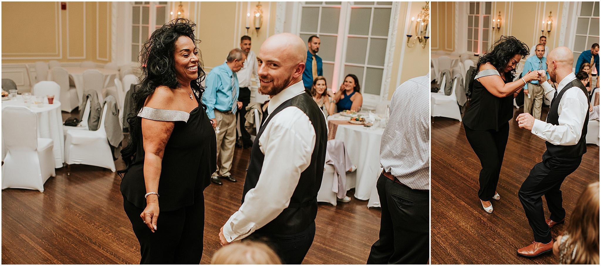 Maria & Brandon The Patrick Henry Ballroom Roanoke VA 356
