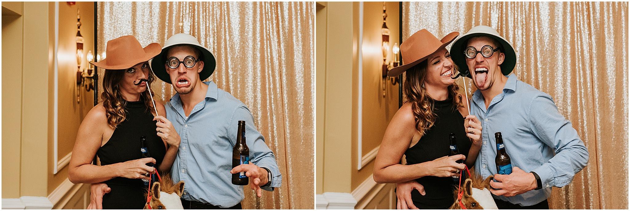 Maria & Brandon The Patrick Henry Ballroom Roanoke VA 360