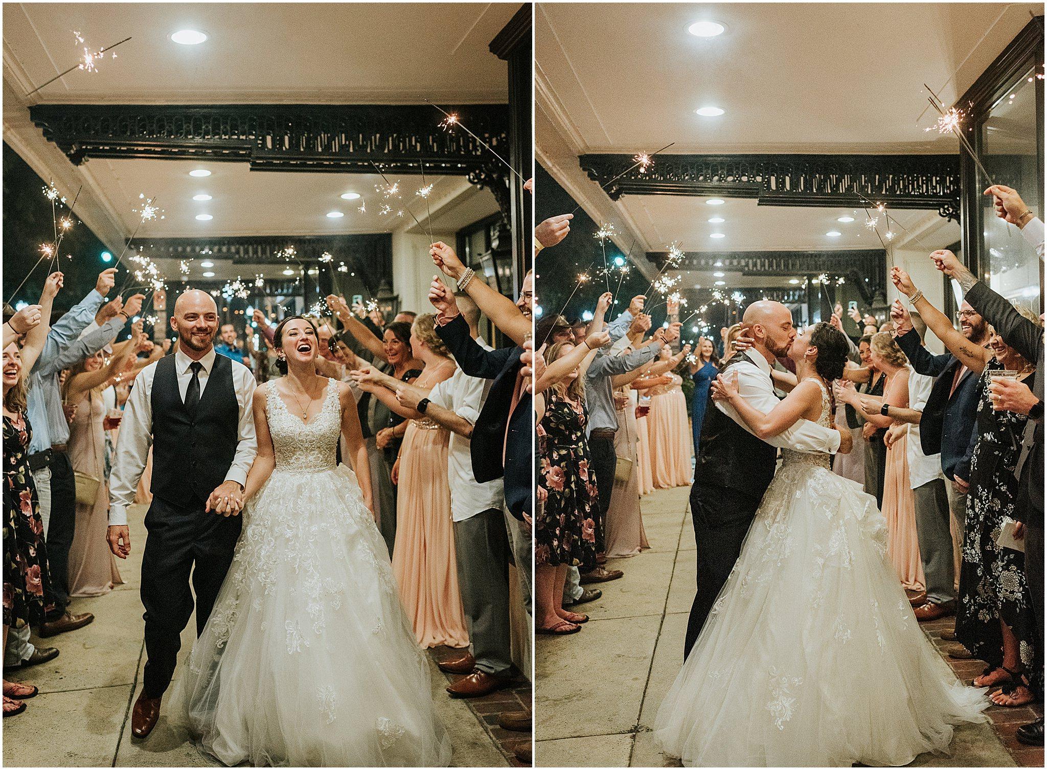 Maria & Brandon The Patrick Henry Ballroom Roanoke VA 364